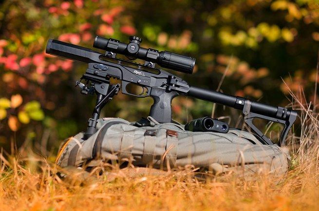 Пневматическая винтовка Леший