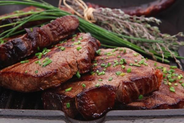 Как приготовить мясо лося