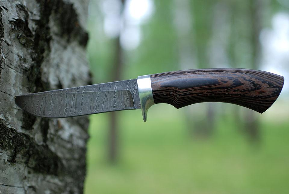 Курянину грозит два года тюрьмы за попытку продать охотничий нож