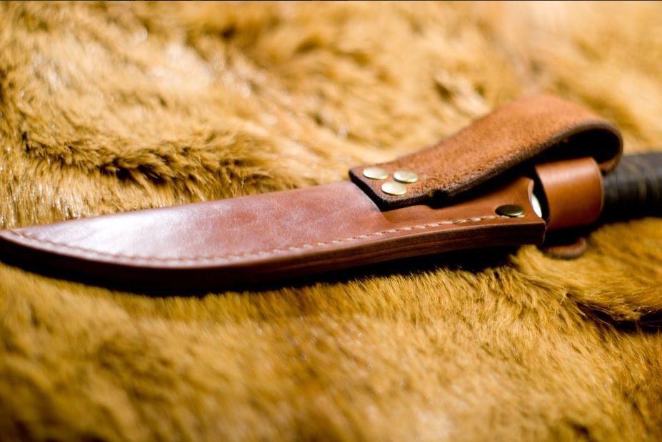 ножны для охотничьего ножа