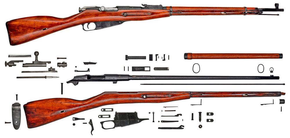 винтовка мосина