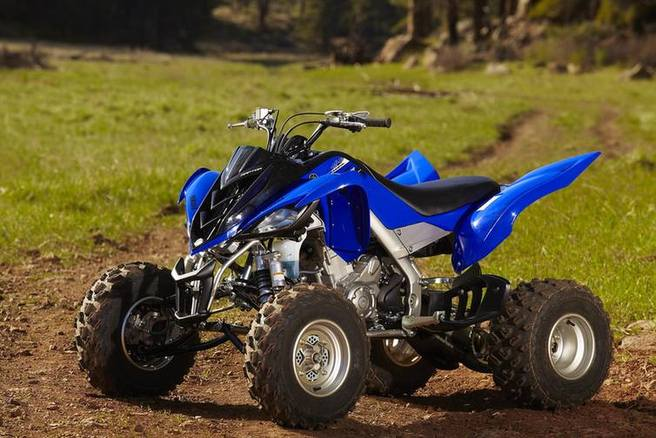 Квадроцикл Yamaha Raptor 700