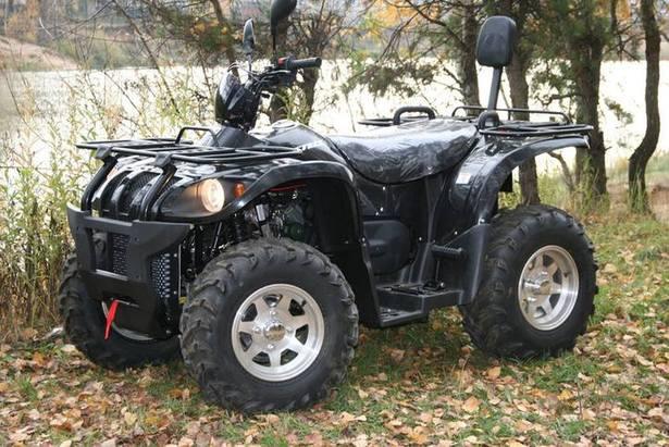 Квадроцикл Stels 500