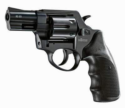 газовый револьвер