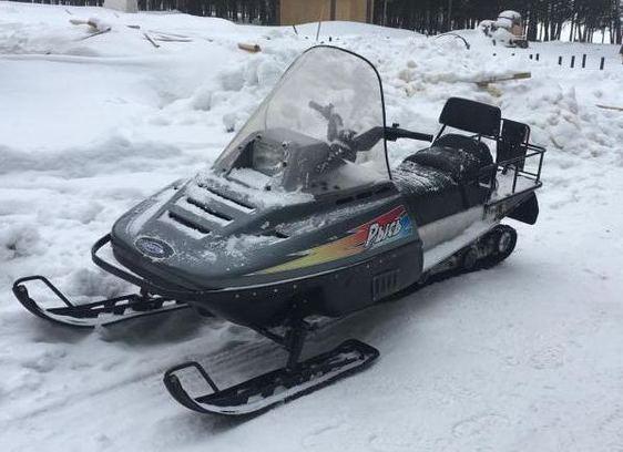 Снегоход Рысь 440