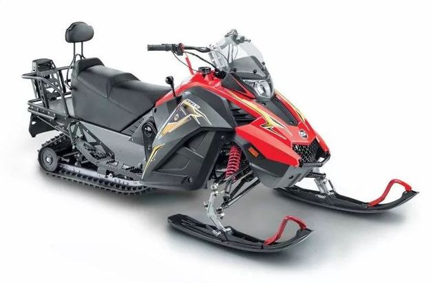 Снегоход Стелс Капитан 150S
