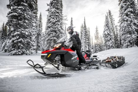 Снегоход BRP Ski-Doo EXPEDITION SE 1200