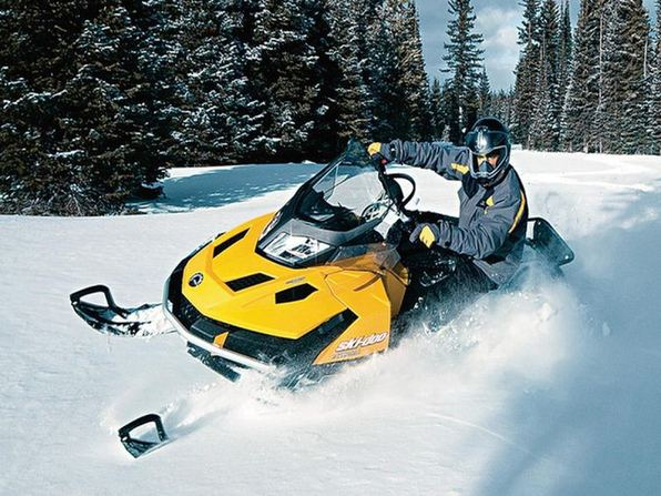 Снегоход BRP Ski-Doo Tundra LT 550 F