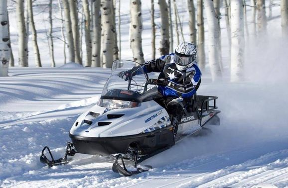 Снегоход Polaris WideTrak LX 500