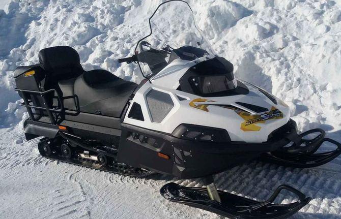 Снегоход Stels 600 Viking