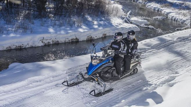 Снегоход Yamaha Venture Multi Purpose