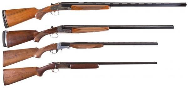 гладкоствольные ружья