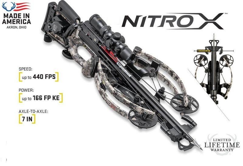 TenPoint Nitro X