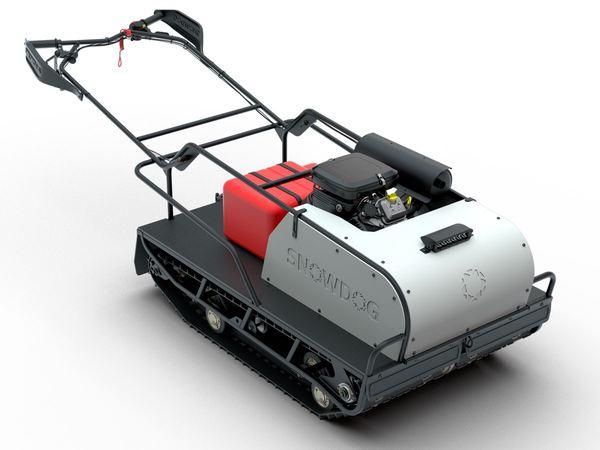 Snowdog Twin Track V627