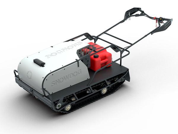Snowdog Twin Track Z620