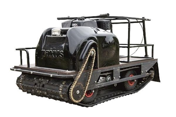 Мотобуксировщик Paxus 700