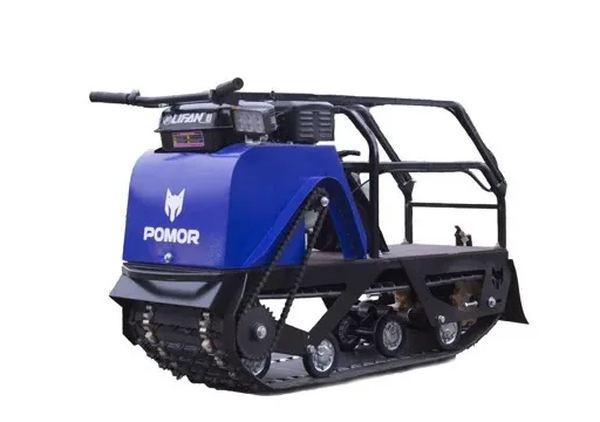 Мотобуксировщик Pomor L-380