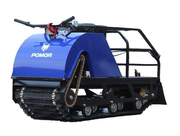 Мотобуксировщик Pomor M-500 Pro