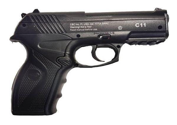 Пневматическая винтовка Kral Smersh R1
